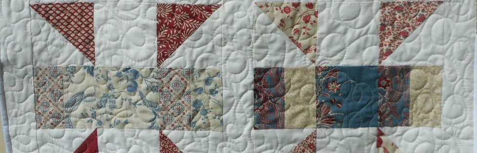 Bridge Walk quilt